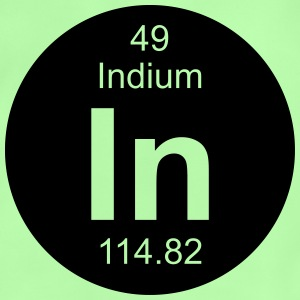 Indium (In) (element 49) - Baby T-Shirt
