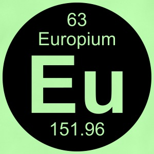Europium (Eu) (element 63) - Baby T-Shirt