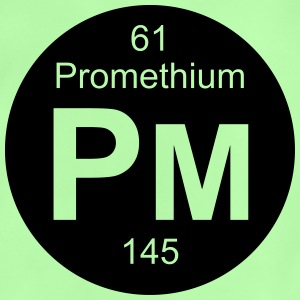 Promethium (Pm) (element 61) - Baby T-Shirt