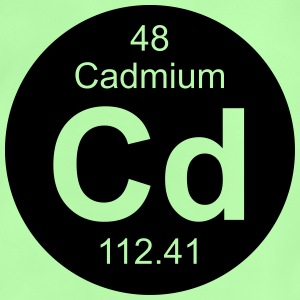 Cadmium (Cd) (element 48) - Baby T-Shirt