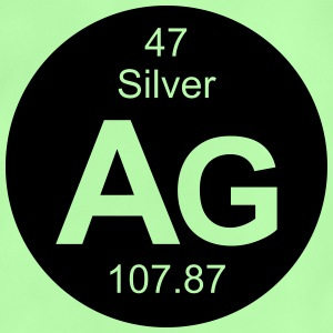 Silver (Ag) (element 47) - Baby T-Shirt