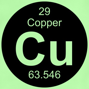 Copper (Cu) (element 29) - Baby T-Shirt