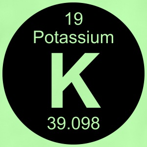 Potassium (K) (element 19) - Baby T-Shirt