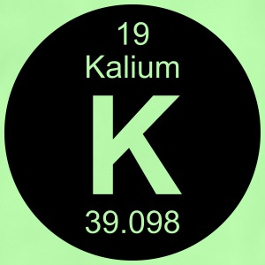 Kalium (K) (element 19) - Baby T-Shirt