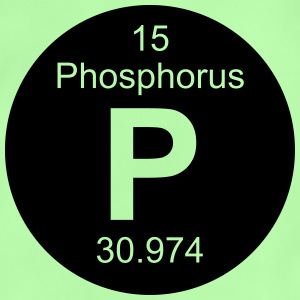 Phosphorus (P) (element 15) - Baby T-Shirt