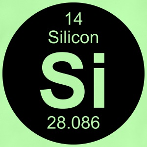 Silicon (Si) (element 14) - Baby T-Shirt