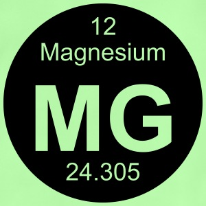 Magnesium (Mg) (element 12) - Baby T-Shirt
