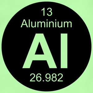 Aluminium (Al) (element 13) - Baby T-Shirt