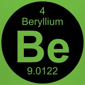 Beryllium (Be) (element 4) - Kids' Premium Hoodie