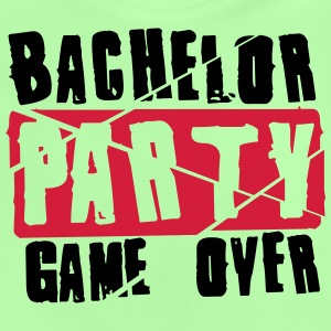 Bachelor Party Game Over Shirts - Baby T-Shirt