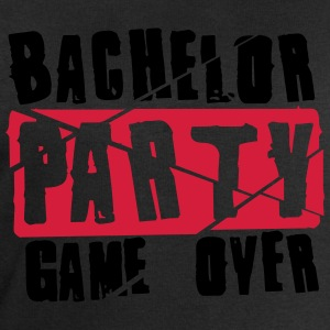 Bachelor Party Game Over T-shirts - Sweatshirt herr från Stanley & Stella