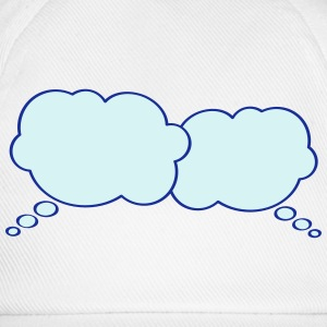 Thought Bubbles T-shirts - Basebollkeps