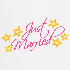 Just Married T-skjorter - Kokkeforkle
