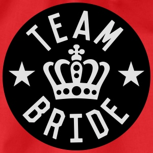 Team Bride T-shirts - Gymtas