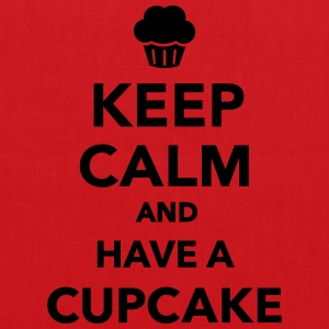 Keep calm and have cupcake T-Shirts - Stoffbeutel