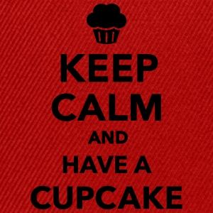 Keep calm and have cupcake T-Shirts - Snapback Cap