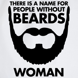 People Without Beards T-shirts - Sportstaske