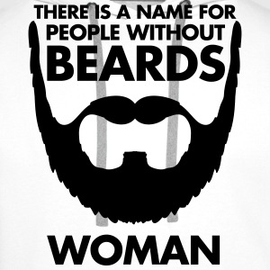 People Without Beards Tee shirts - Sweat-shirt à capuche Premium pour hommes