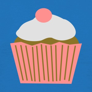 Cupcake  Aprons - Men's T-Shirt