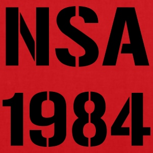 NSA 1984 T-Shirts - Tote Bag