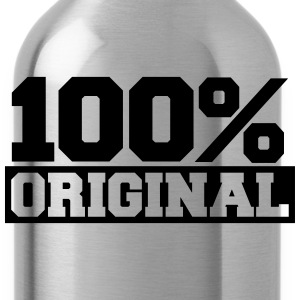 100 Percent Original Camisetas - Cantimplora
