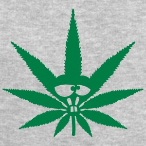 Weed Leaf Tee shirts - Sweat-shirt Homme Stanley & Stella
