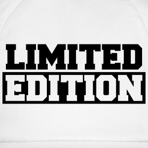 Limited Edition Tee shirts - Casquette classique