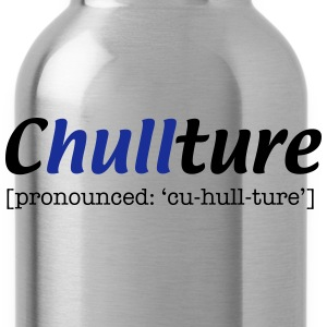 Chullture T-Shirts - Water Bottle