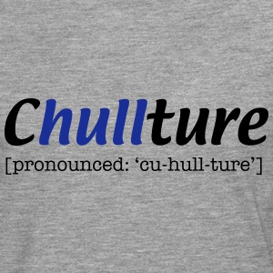Chullture T-Shirts - Men's Premium Longsleeve Shirt