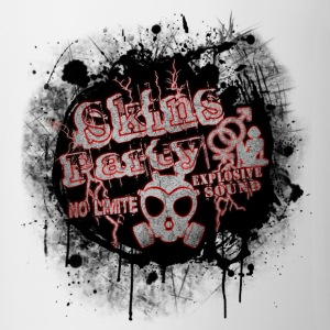 skins party no limite  Tee shirts - Tasse