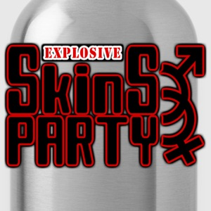 explosive skins party Tee shirts - Gourde