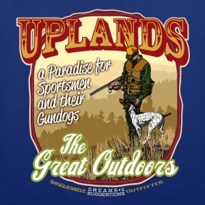 uplands_great_outdoor T-Shirts - Tote Bag
