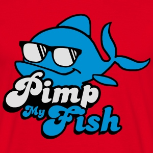 Pimp My Fish Bags & backpacks - Men's T-Shirt