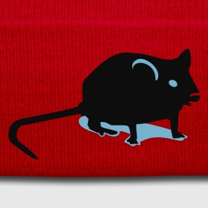 Rood muis / mouse (2c) Kinder shirts - Wintermuts