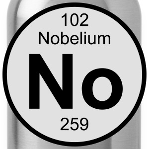 Nobelium (No) (element 102) - Water Bottle