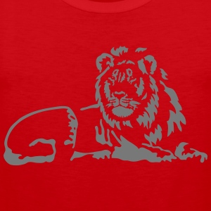 Lion Shirts - Men's Premium Tank Top