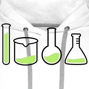 laboratory equipment  laboratorieutrustning  T-shirts - Premiumluvtröja herr