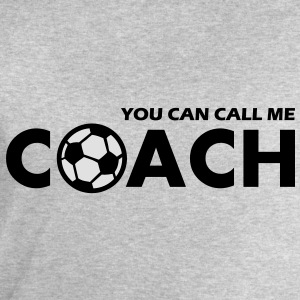 you can call me coach - Männer Sweatshirt von Stanley & Stella