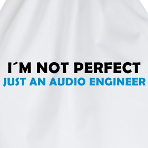 i´m not perfect - just an audio engineer - Turnbeutel