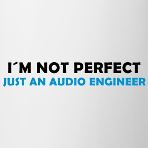 i´m not perfect - just an audio engineer - Tasse
