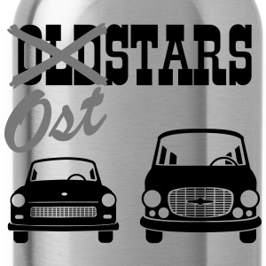 East Oldstarts vehicles  T-Shirts - Water Bottle