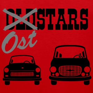 East Oldstarts vehicles  T-Shirts - Men's Premium Tank Top