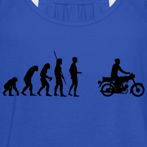 Evolution Simson Moped T-skjorter - Singlet for kvinner fra Bella
