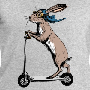 Scooter Hare T-Shirts - Men's Sweatshirt by Stanley & Stella
