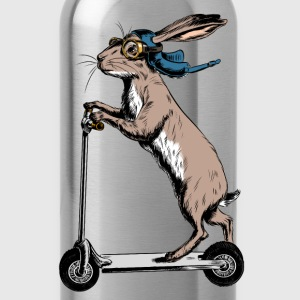 Scooter Hare T-Shirts - Trinkflasche