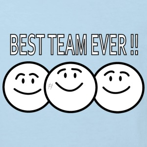 best team ever !! T-shirts - Ekologisk T-shirt barn