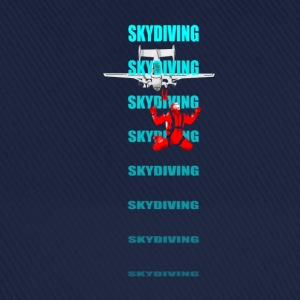 skydiving Tee shirts - Casquette classique