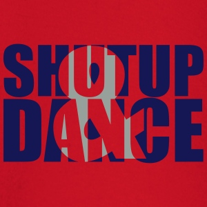 shut up and dance :-: - Maglietta a manica lunga per bambini