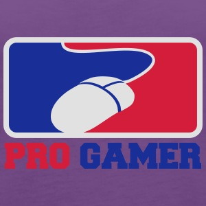 Pro Gamer T-Shirts - Frauen Premium Tank Top