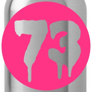 Number 73 T-Shirts - Water Bottle